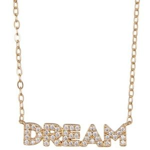 NADRI  Sentimental Dream Pendant Necklace